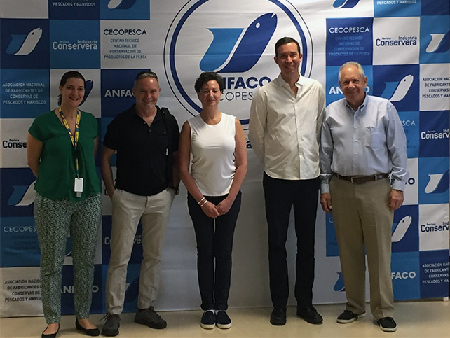 ANFACO-CECOPESCA organizes an investor mission of US importers.