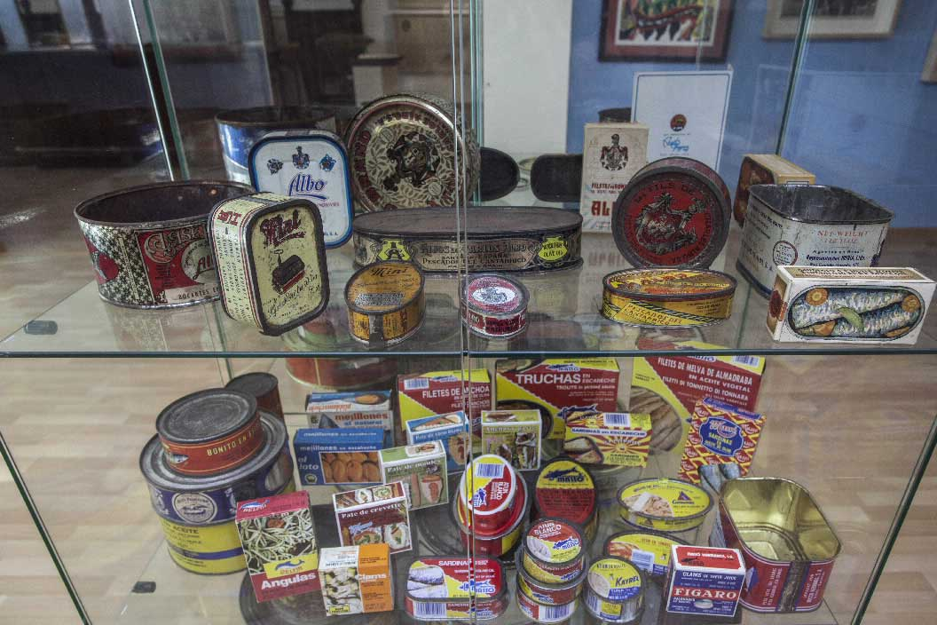 The artistic legacy of the canning industry in Spain