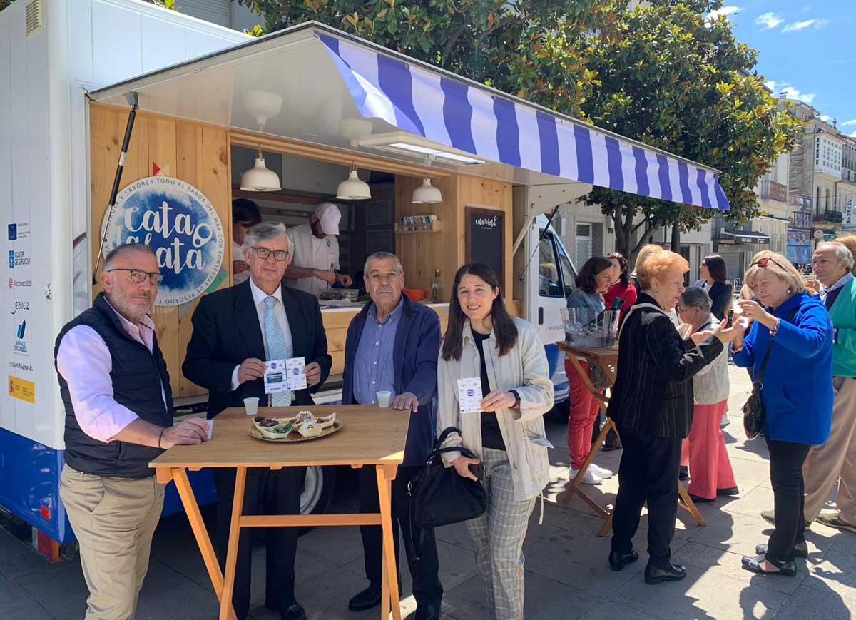 Taste the can's route through Spain begins on board the Food Truck 2019