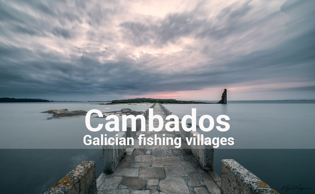 Galician fishing villages: Cambados, the intergenerational shellfish town