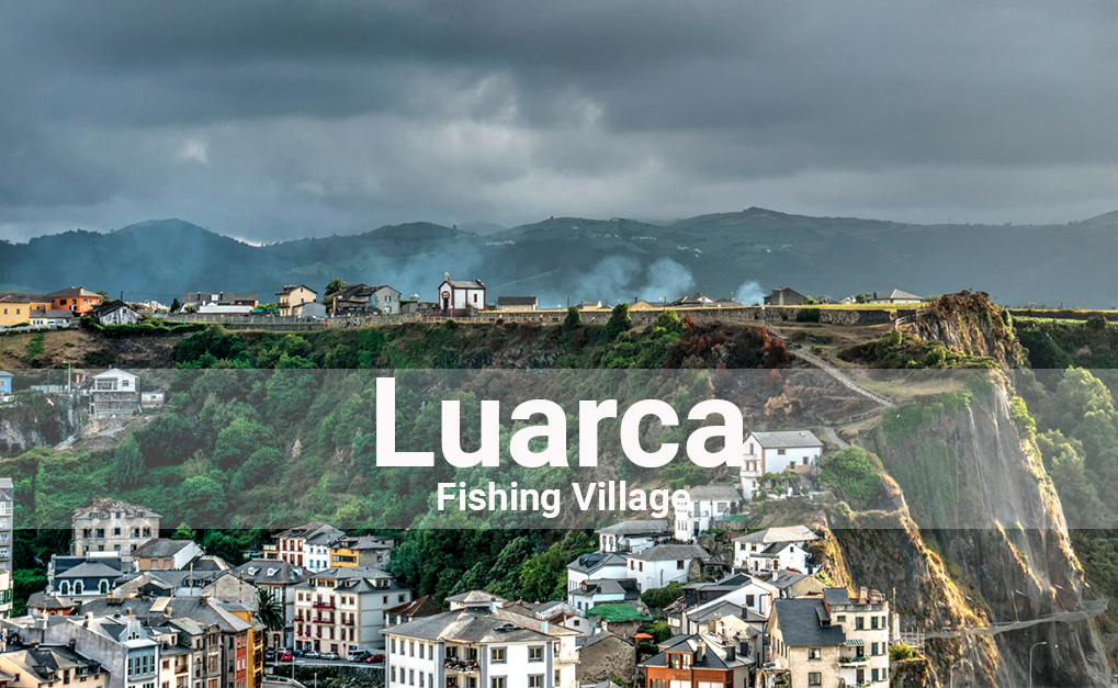 Galician fishing villages: Luarca, the white village of the Green Coast
