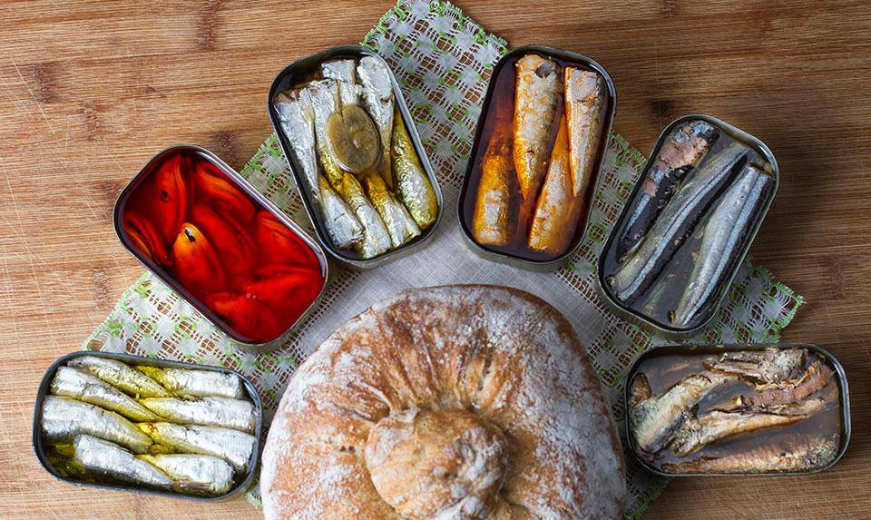 10 recipes with simple, delicious and affordable fish and seafood preserves