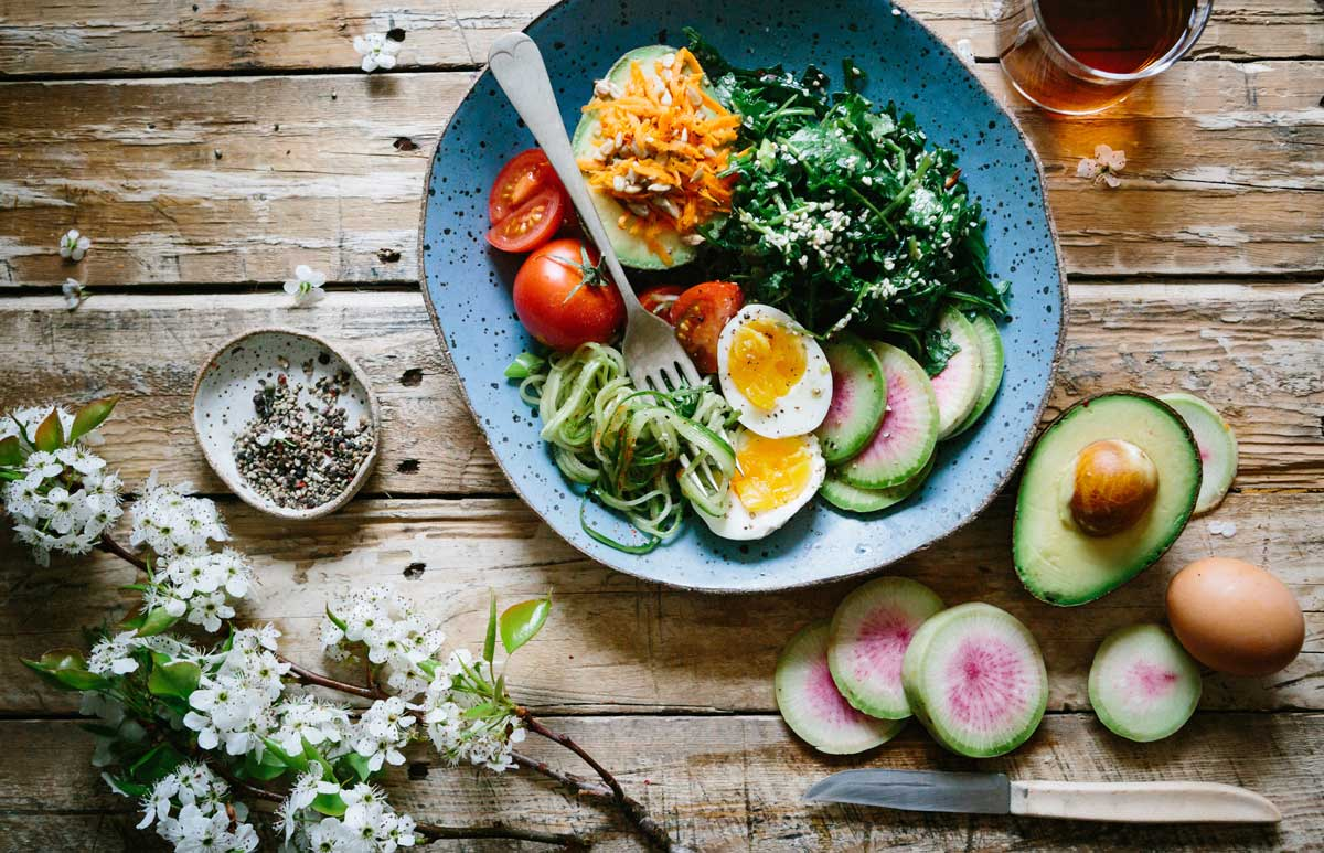 How to replace certain foods with their healthier version